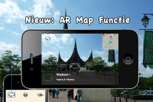 AR Map Functie
