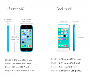 iPhone5c_vs_iPodTouch5